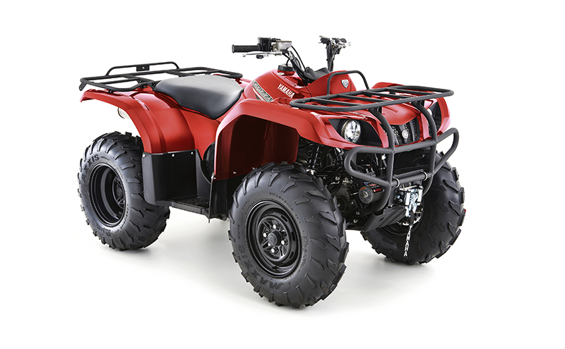 GRIZZLY 700 4X4 (2016)