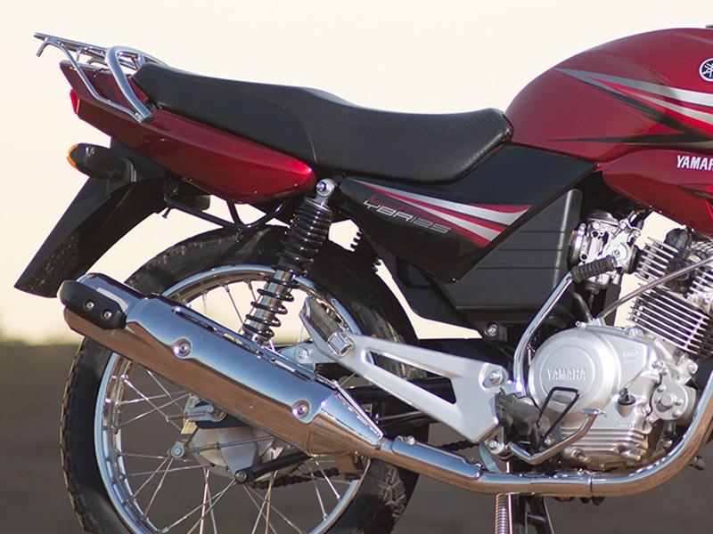 YAMAHA - YBR125