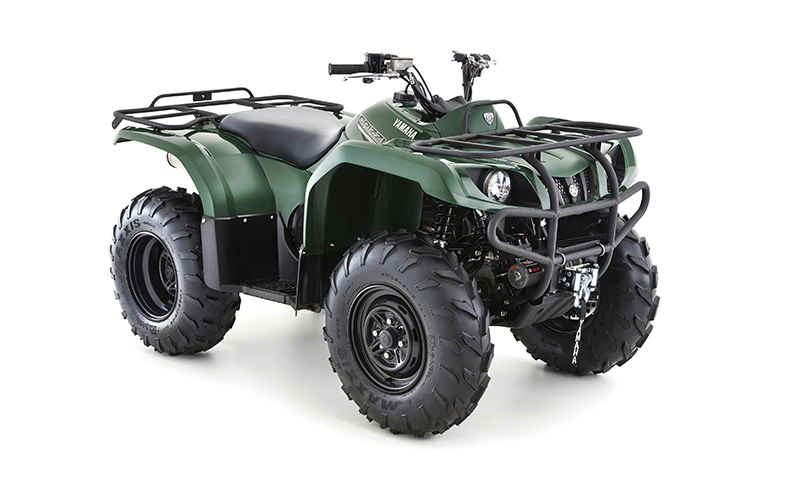 GRIZZLY 350 4X4 (2017)